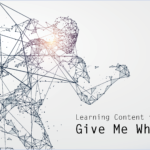 Title image -Learning Content for Millennials - give me what I want
