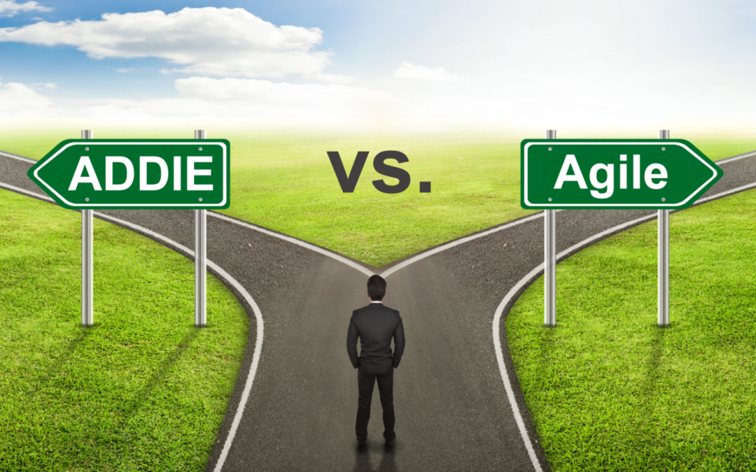 ADDIE vs. Agile