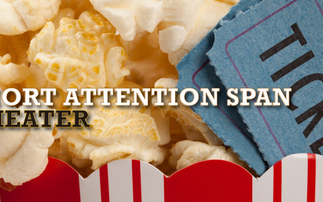 Short Attention Span Theater: Learning in Seconds