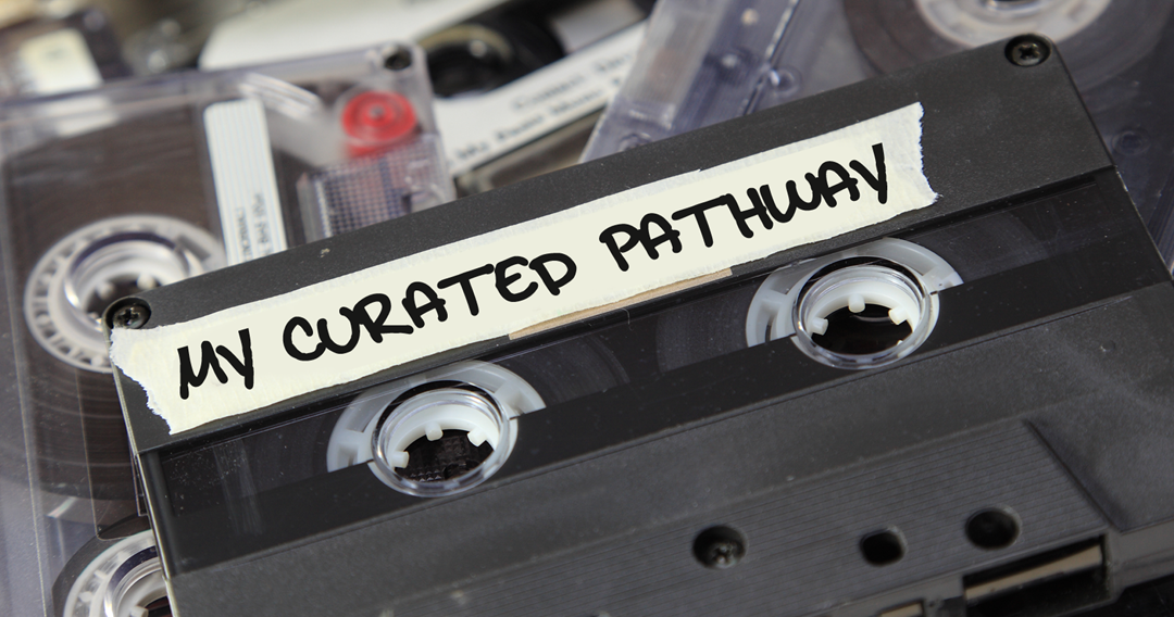 Learning Content Curation is More than Just Assembling a Playlist