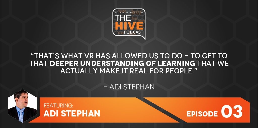Stephan Adi VR Virtual Reality Learning Engagement Simulation