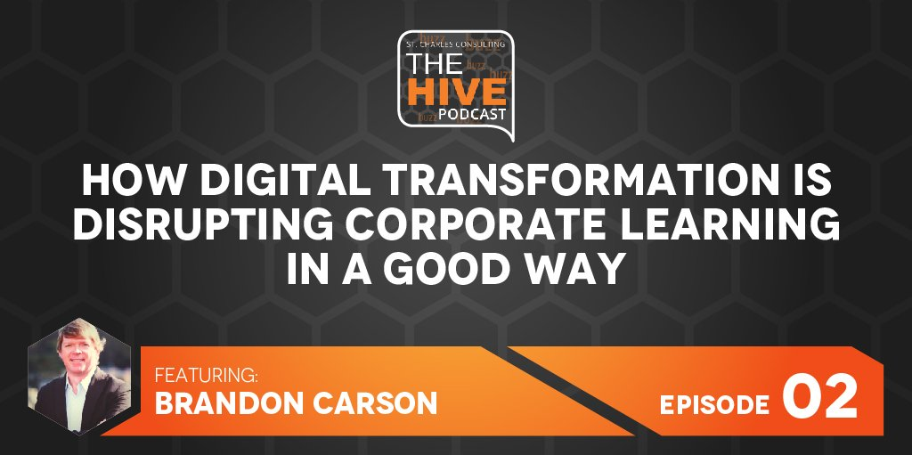 The HIVE Podcast with Brandon Carson