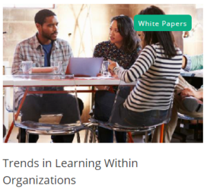 Trends in Learning Within Organizations Whitepaper