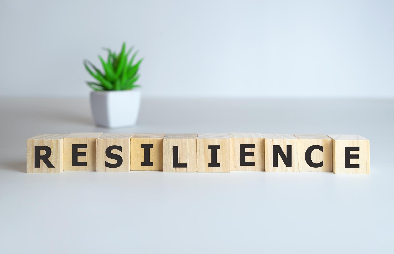 Blocks That Spell Resilience